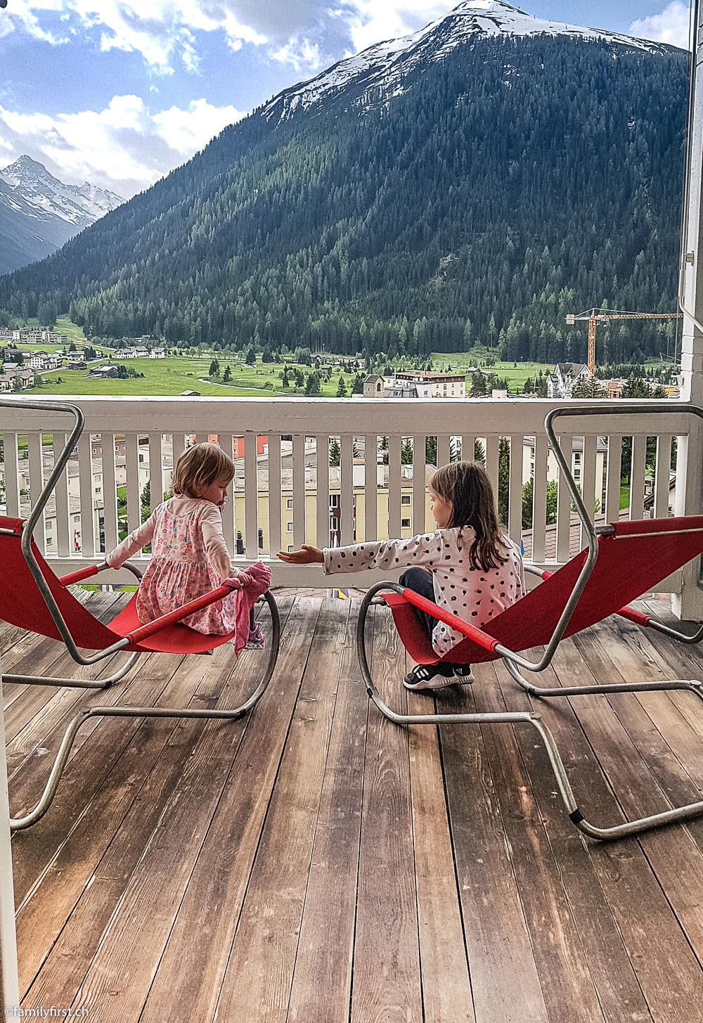 Youthpalace Davos - Youth hostel, Jugendherberge mit Kindern