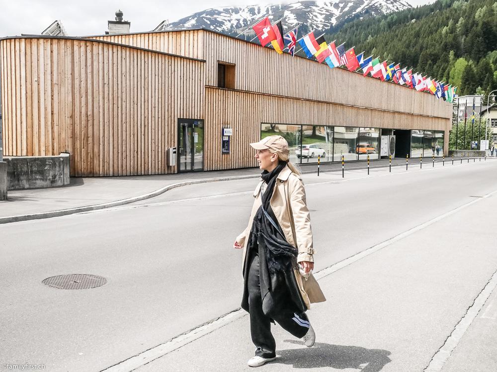 Davos ist kein Dorf