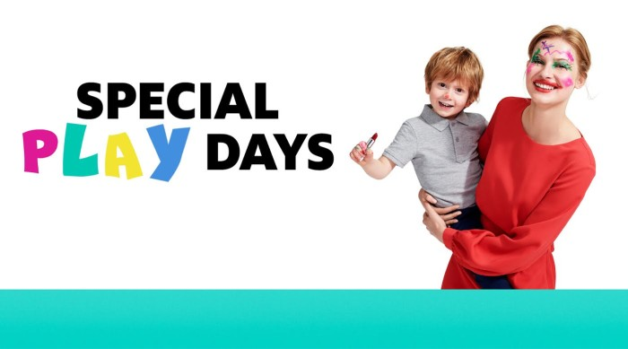 Special Play Days für Kinder exklusiv bei Manor