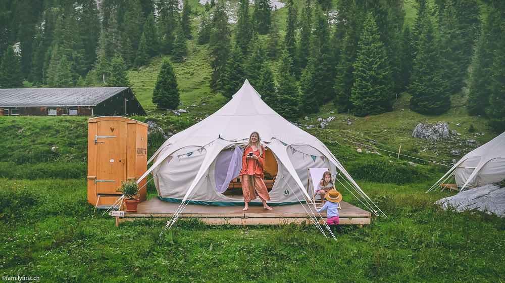 TCS Glamping Laax