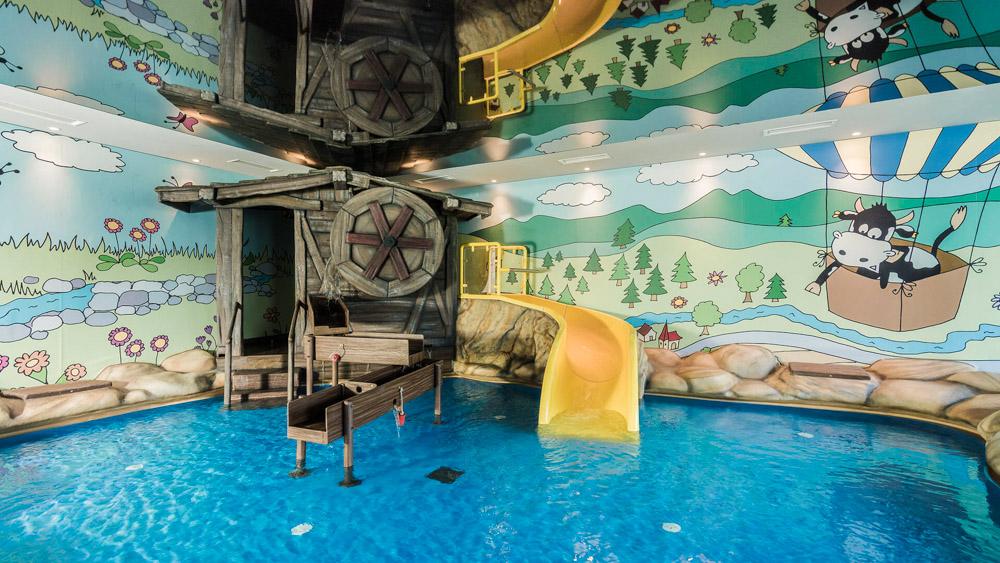 Winkler hotel für Kinder
